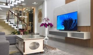 Căn nhà mẫu dự án Song Minh Residence