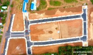 Hình ảnh thực tế dự án Thuận Hòa Lucky Home Đồng Xoài