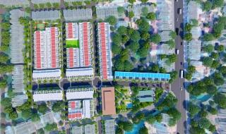 Phối cảnh dự án Era Central Point Đồng Xoài