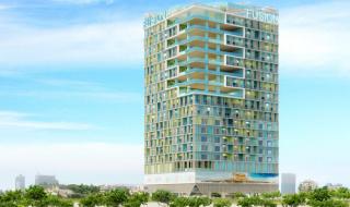 Chi tiết mặt bằng tầng và căn hộ dự án Fusion Suites Vũng Tàu