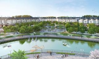 Phối cảnh tiện ích nội khu dự án Văn Hoa Villa Đồng Nai