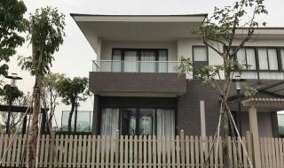 Hình ảnh thực tế khu biệt thự Valora Kikyo Quận 9