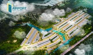Phối cảnh dự án Airport New Center Đồng Nai