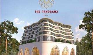 Tiến độ dự án The Panorama Đà Lạt tháng 12/2017