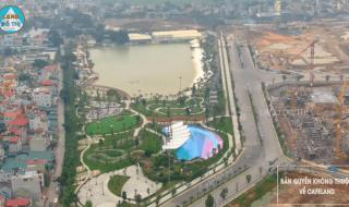 Tiến độ dự án Vinhomes Smart City tháng 3/2020