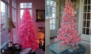 15 cách sáng tạo thiết kế cây Giáng sinh độc đáo