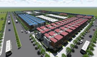 Phối cảnh tiện ích dự án The Gold City Bình Phước
