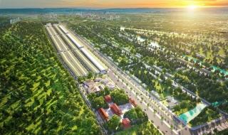 Phối cảnh dự án Nhơn Hội New City Quy Nhơn