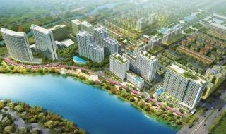 Phối cảnh dự án Phú Mỹ Hưng Midtown