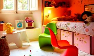 Nét đáng yêu khó chối từ của những mẫu ghế cho trẻ