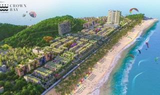 Phối cảnh dự án Flamigo Crown Bay Thanh Hóa