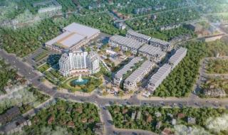 Phối cảnh dự án FLC Hilltop Gia Lai