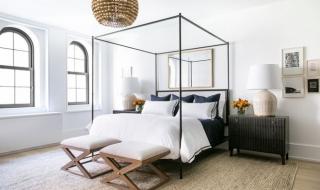 Biến đổi nhỏ giúp phòng ngủ tuyệt vời hơn