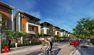 Phối cảnh dự án biệt thự Phú Mỹ Gold Villas