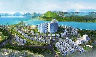 Phối cảnh dự án Monaco Hạ Long