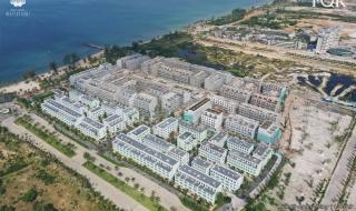 Tiến độ thi công dự án Phú Quốc Waterfront tháng 11/2019