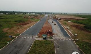 Tiến độ thi công dự án Waterpoint Long An tháng 7/2019