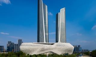 Zaha Hadid - Tòa nhà cực giống thiết bị router wifi