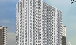 Chi tiết mặt bằng căn hộ dự án chung cư An Bình I