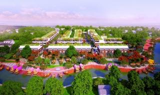 Phối cảnh dự án Long Thành Airport Village
