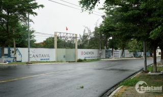 Tiến độ thi công dự án khu nghỉ dưỡng Cantavil Long Hải Resort tháng 7/2019