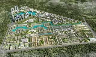 Thực tế dự án khu đô thị Everde City tỉnh Long An