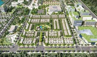 Phối cảnh dự án khu đô thị Everde City