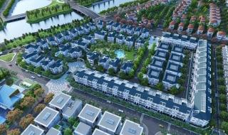Phối cảnh dự án Sol Villas Quận 2