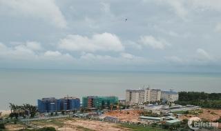 Tiến độ thi công dự án condotel Lan Rừng Phước Hải tháng 7/2019