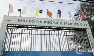 Tiến độ thi công dự án khu đô thị Marine City tháng 7/2019