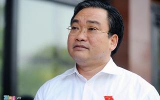 """Bí thư Hà Nội: Cần cơ chế tài chính đặc thù xử lý """"thảm họa"""" tắc đường, kẹt xe"""
