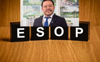 Câu hỏi quanh việc Chủ tịch Đất Xanh kiếm hơn 60 tỷ đồng từ ESOP