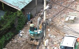 TP Hồ Chí Minh: Vẫn nhiều trường hợp vi phạm trật tự xây dựng
