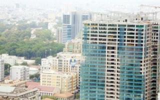 Truy việc cấp phép xây dựng nhà cao tầng ồ ạt trong nội đô TP Hồ Chí Minh