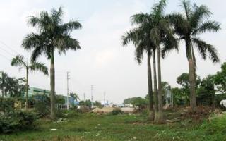 Dự án đường 35 Mê Linh chậm tiến độ: Thiếu vốn, vướng giải phóng mặt bằng