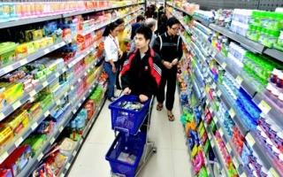 CPI bình quân quý 1 tăng 4,96%