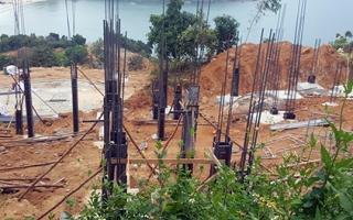 Đà Nẵng: Buông lỏng quản lý, nhiều công trình xây dựng không phép