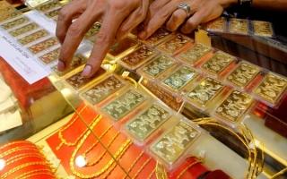 Giá vàng hôm nay 23/4/2017: Đóng băng, giao dịch giảm mạnh