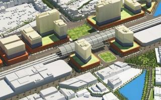 Đầu tư Dự án Di dời ga đường sắt Đà Nẵng theo hình thức BT bằng cách khai thác quỹ đất nhà ga cũ