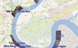TP.HCM: Sớm thực hiện dự án Cảng Sài Gòn - Hiệp Phước để di dời khu cảng Nhà Rồng - Khánh Hội