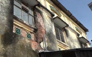 Bạc Liêu: Di dời các hộ dân ra khỏi ngôi nhà cổ có nguy cơ đổ sập