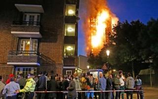 London sơ tán 800 hộ chung cư vì lo ngại hỏa hoạn