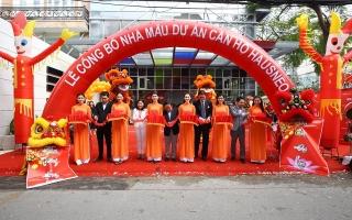Ấn tượng ngày đầu mở cửa chính thức căn hộ mẫu HausNeo