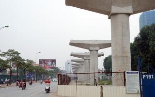 Đường sắt đô thị đoạn Trần Hưng Đạo - Thượng Đình giảm 5.843 tỉ vốn dự toán