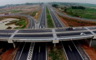 Quốc hội thông qua dự án cao tốc Bắc - Nam