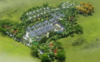 Sở hữu biệt thự sinh thái 145m2 với 1,557 tỷ đồng