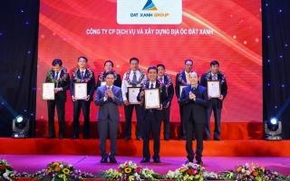 Đất Xanh đạt top 76/500 doanh nghiệp có lợi nhuận tốt nhất Việt Nam