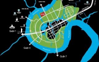 CII bắt tay đối tác ngoại phát triển dự án Thủ Thiêm River Park