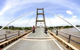 TP.HCM: 342 tỷ đồng xây cầu Vàm Sát 2