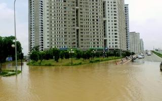 Bất động sản 24h: Người dân khổ vì khu chung cư, khu đô thị ngập nước